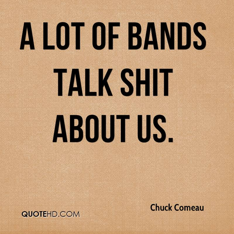 Chuck Comeau Quotes | QuoteHD