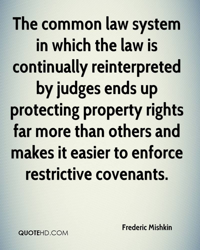 drawbacks of the common law system Stone, the common law in the united states, 50 harv l rev  supreme  court 1983 term-foreword: the court and the economic system, 98 harv.