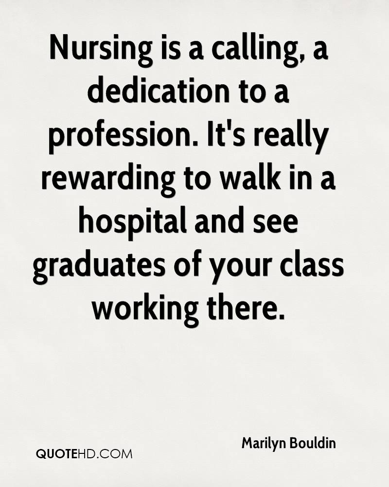 Nursing Quotes Marilyn Bouldin Quotes  Quotehd