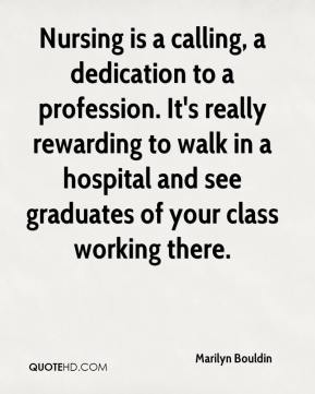 nursing profession or calling Profession - is a calling that requires special knowledge, skill and preparation nursing is a disciplined involved in the delivery of health care to the society is a helping profession is service-oriented to maintain health and well-being of people.