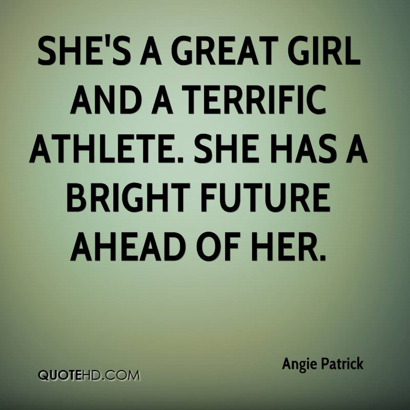 Angie Patrick Quotes | QuoteHD