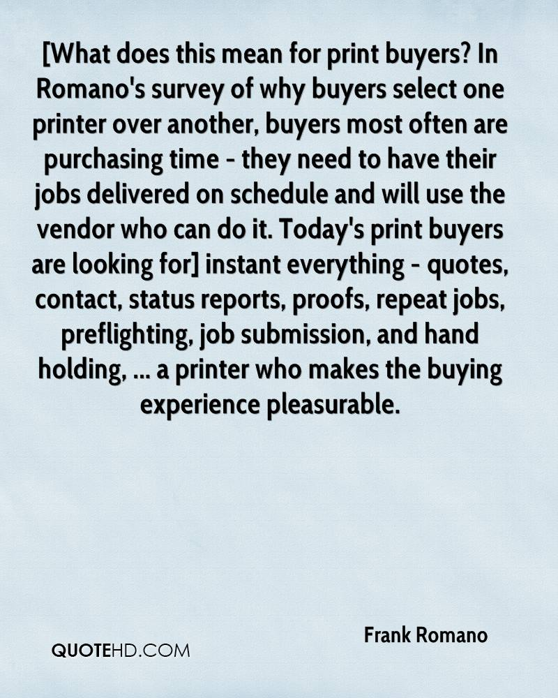 What Does This Quote Mean Frank Romano Quotes  Quotehd