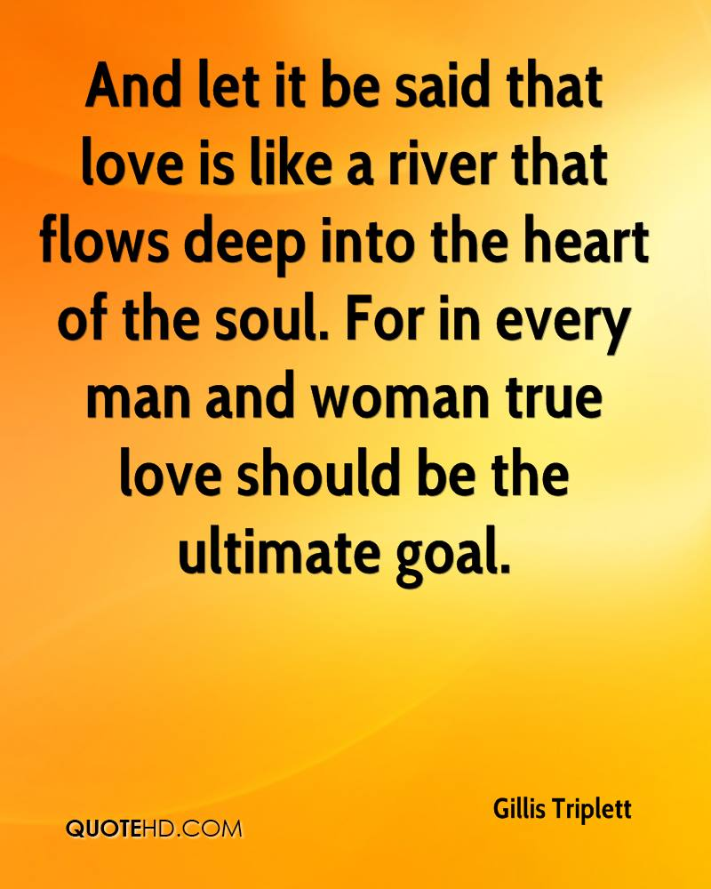 How A Man Should Love A Woman Quotes Gillis Triplett Quotes  Quotehd