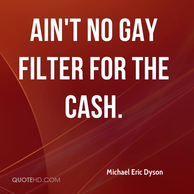 from Dylan is michael eric dyson gay