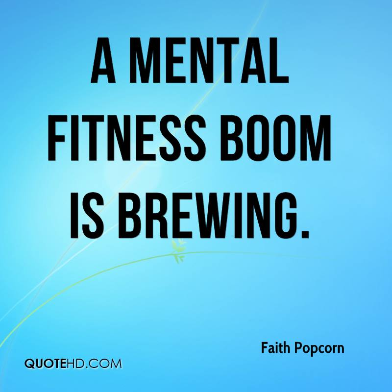 how to achieve mental fitness