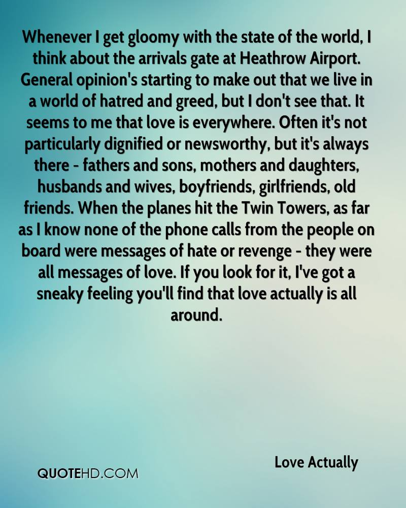 General Love Quotes Love Actually Husband Quotes  Quotehd