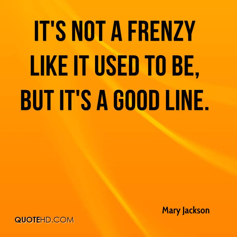 Mary Jackson Quotes Quotehd