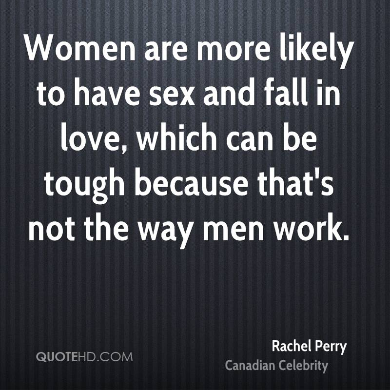 more likely to have sex