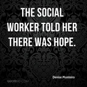 Social worker Quotes - Page 1 | QuoteHD