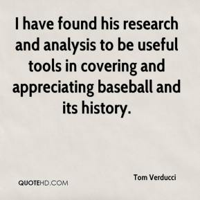 Tom Verducci  - I have found his research and analysis to be useful tools in covering and appreciating baseball and its history.