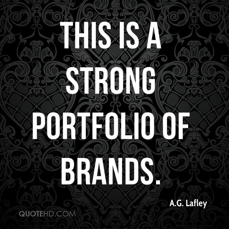 Ag Quote Custom AG Lafley Quotes QuoteHD
