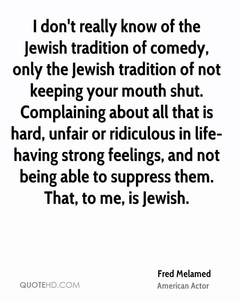 Fred Melamed Quotes   QuoteHD