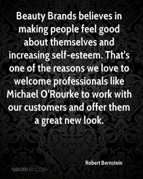Beauty Brands believes in making people feel good about themselves and increasing self-esteem. That's one of the reasons we love to welcome professionals like Michael O'Rourke to work with our customers and offer them a great new look.
