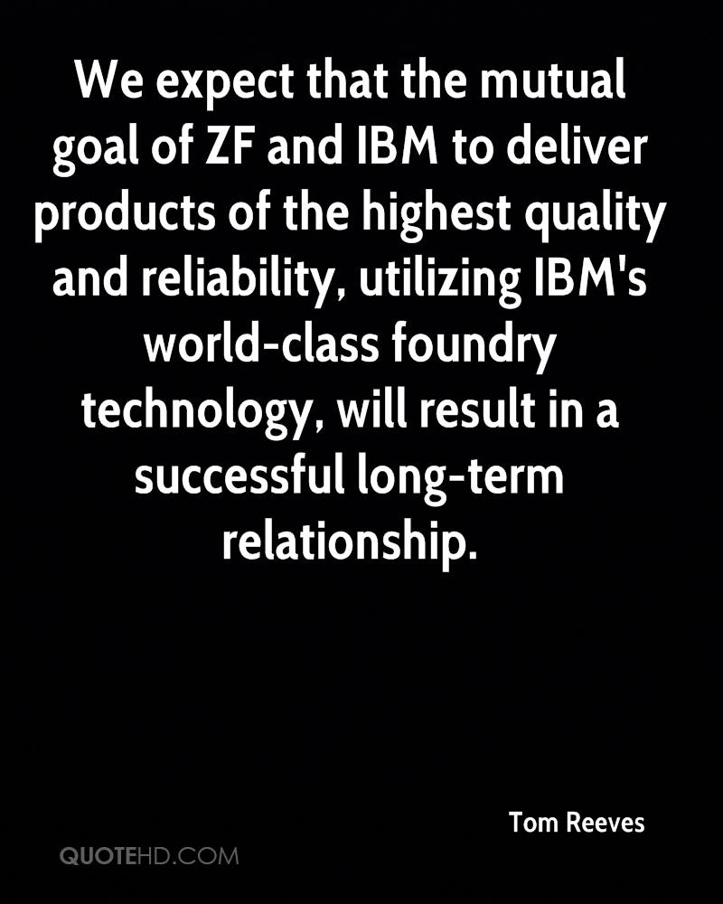 Ibm Quote Tom Reeves Quotes  Quotehd