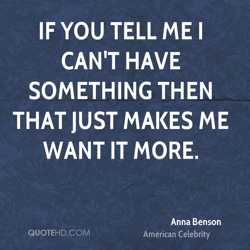 Wanting Quotes