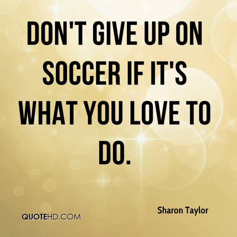 Soccer quotes for guys
