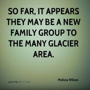 So far, it appears they may be a new family group to the Many Glacier area.