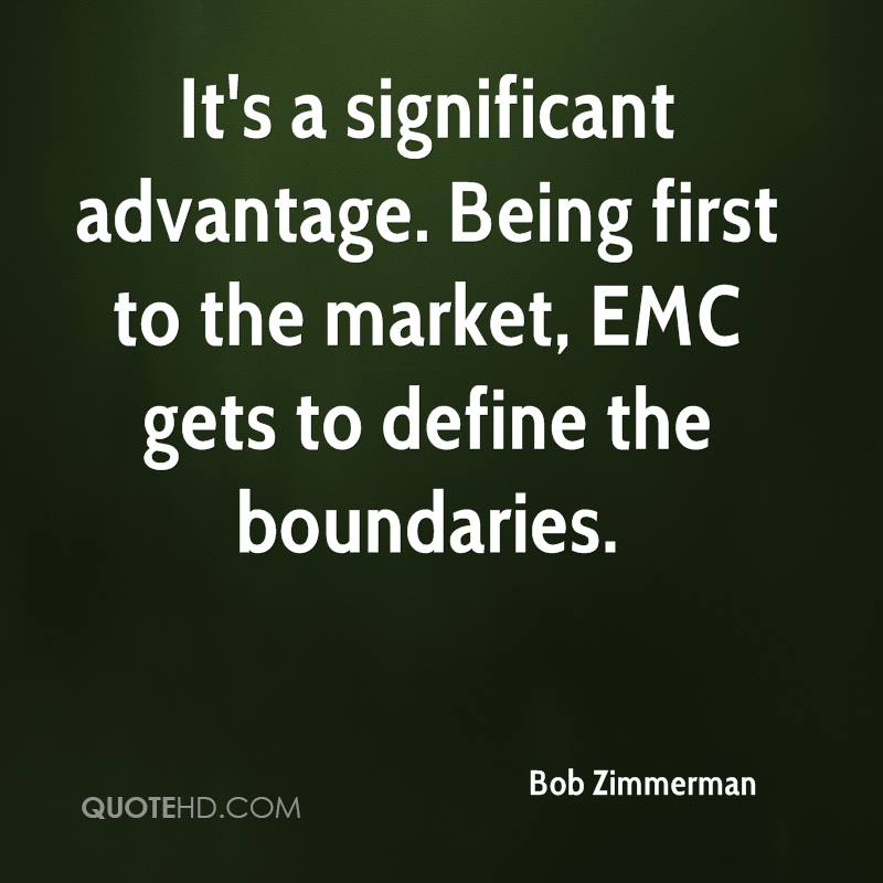 Bob Zimmerman Quotes QuoteHD Mesmerizing Emc Quote