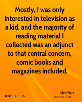 Mostly, I was only interested in television as a kid, and the majority of reading material I collected was an adjunct to that central concern, comic books and magazines included.