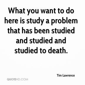 What you want to do here is study a problem that has been studied and studied and studied to death.