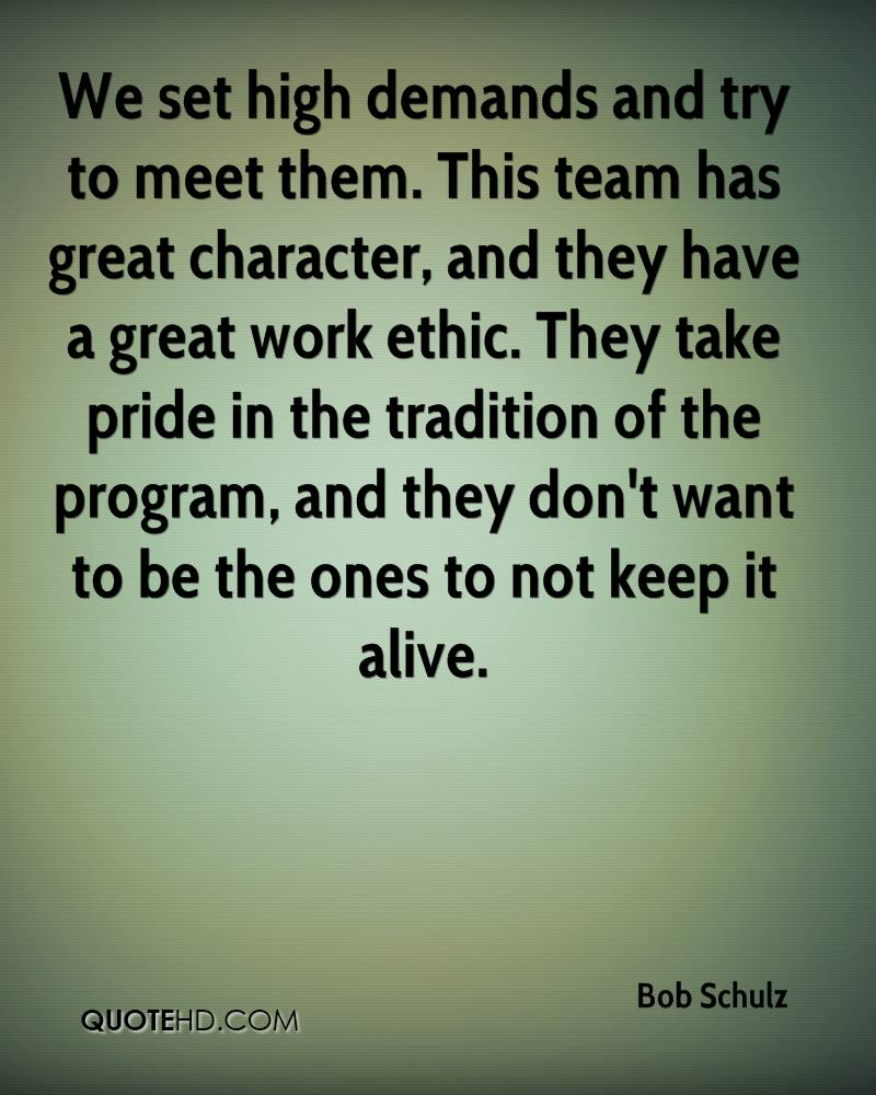 meet our team quotes