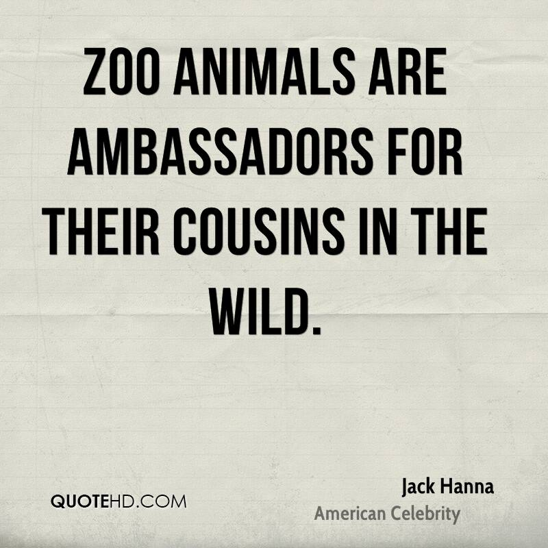 zoo animal quotes quotesgram