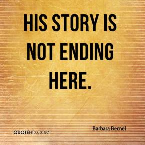 His story is not ending here.