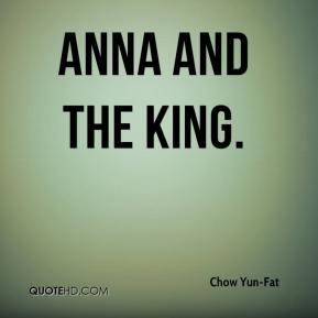 Chow Yun-Fat - Anna and the King.