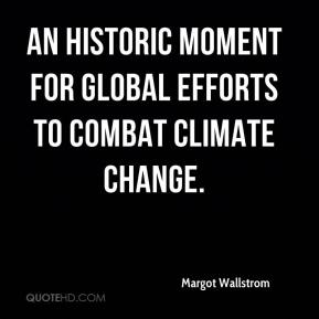 an historic moment for global efforts to combat climate change.