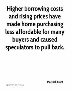 Higher borrowing costs and rising prices have made home purchasing less affordable for many buyers and caused speculators to pull back.