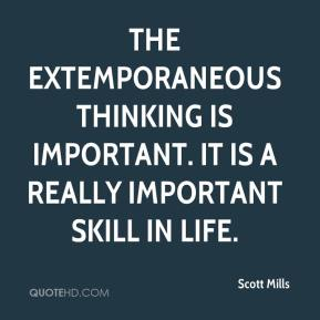 The most important skill in life