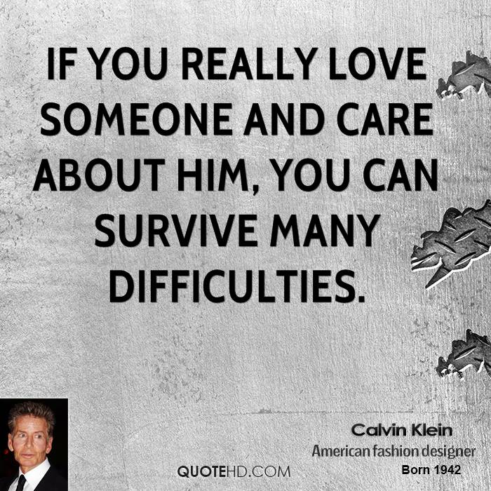 Care For Him Quotes: Calvin Klein Love Quotes