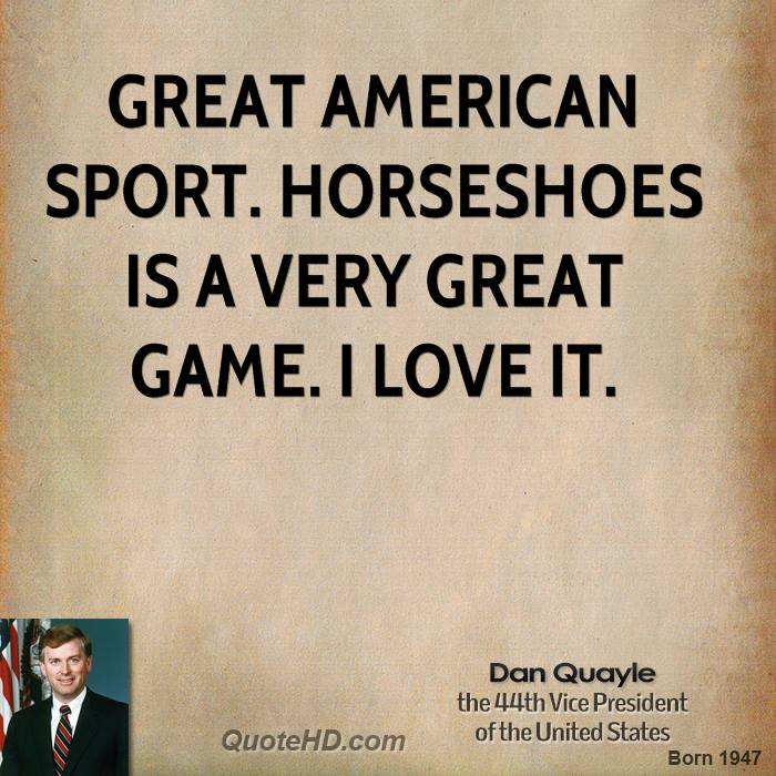 Very Great Quotes: Dan Quayle Quotes