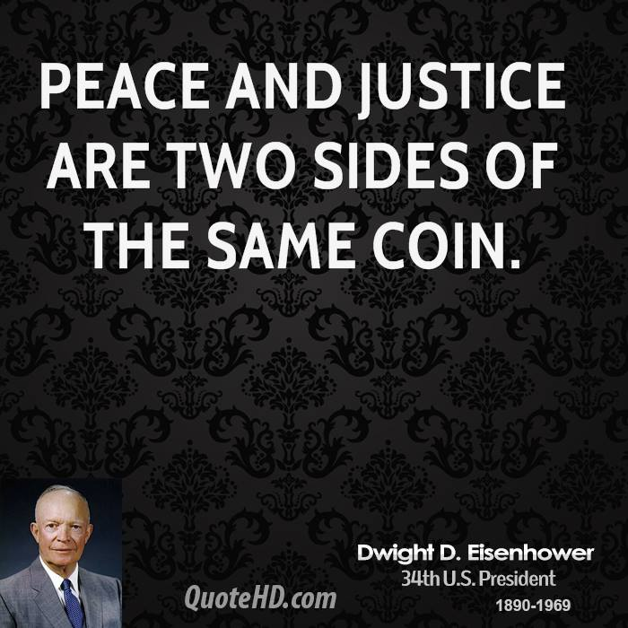 Justice And Peace Quotes