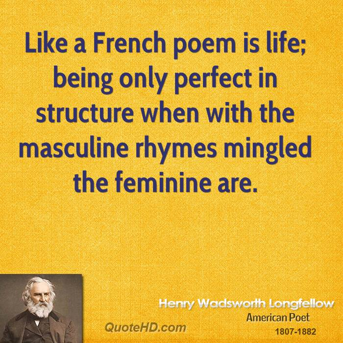 Rhyming Life Quotes Amazing Henry Wadsworth Longfellow Quotes  Quotehd