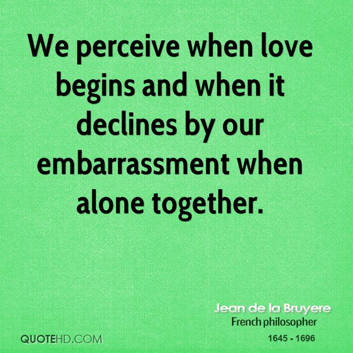 Embarrassing Love Quotes