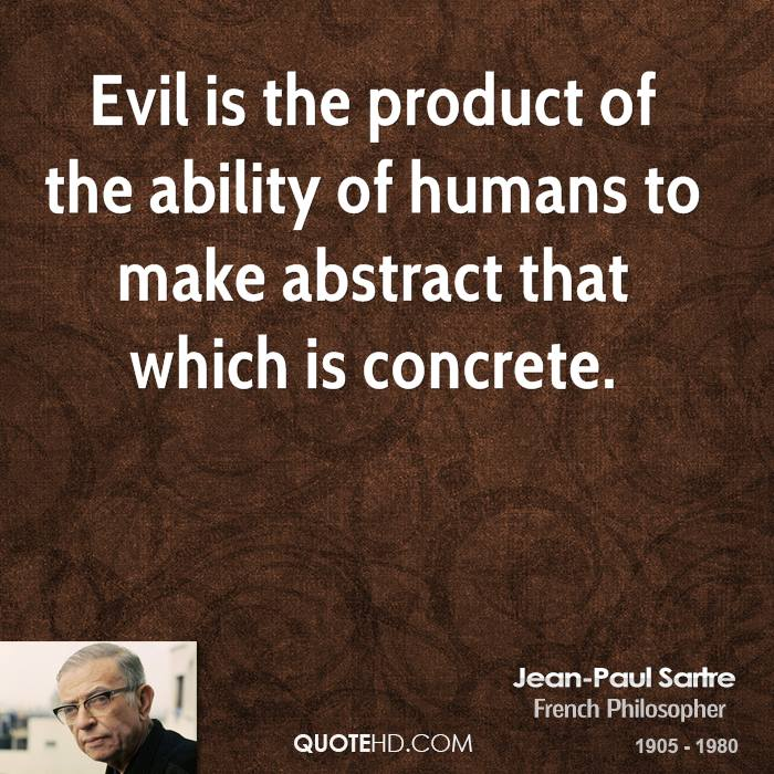 Sartre Quotes in French Jean Paul Sartre Quote