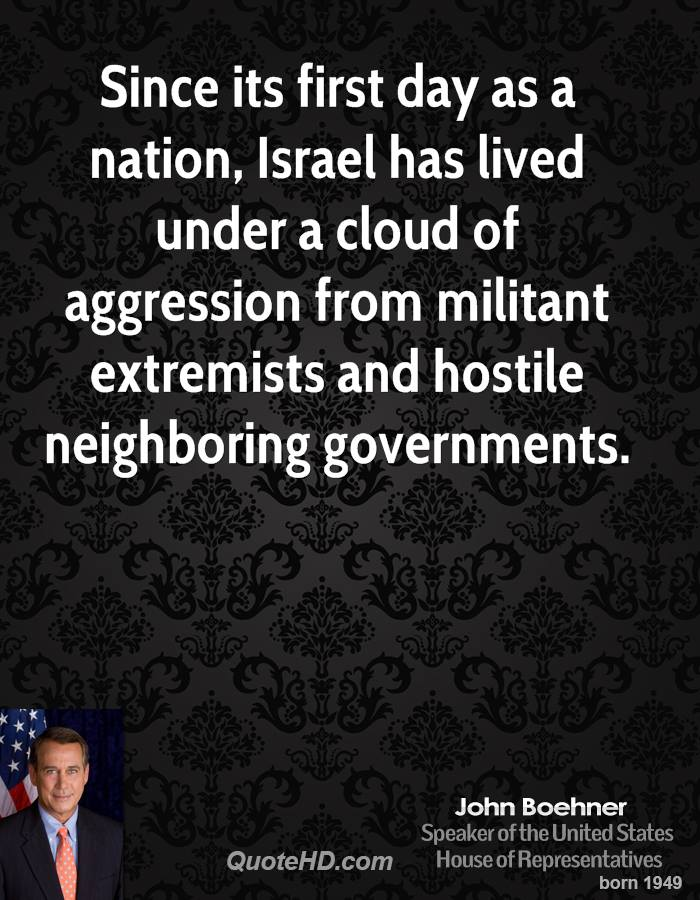 Since its first day as a nation, Israel has lived under a cloud of aggression from militant extremists and hostile neighboring governments.