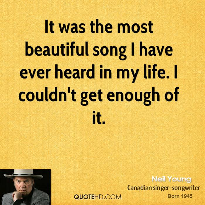 Neil Young Quotes | QuoteHD