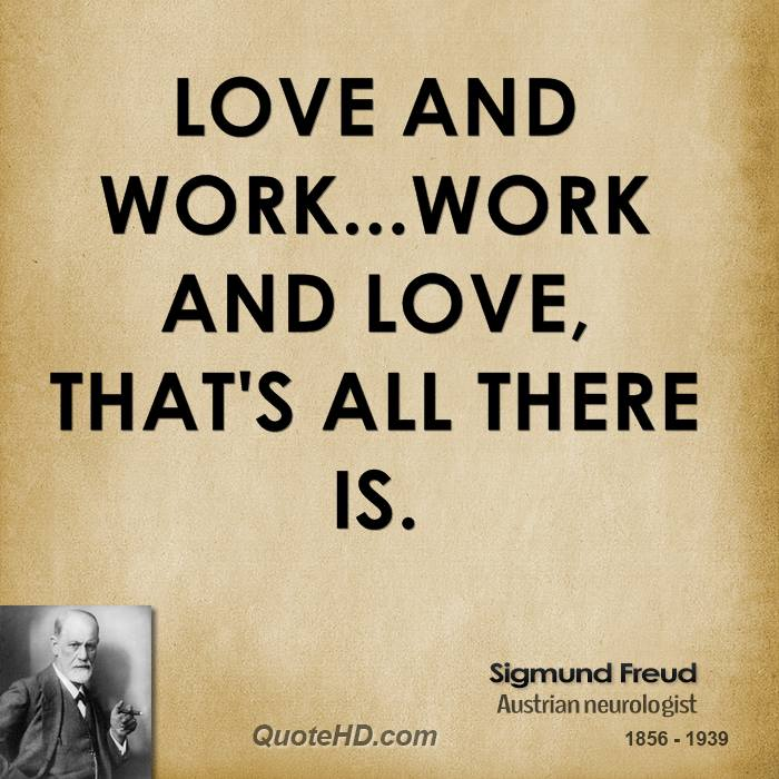 the life and work of sigmund freud Sigmund freud's work had a lasting influence on psychology journey through his amazing life, his most astonishing theories, and his remarkable legacy.