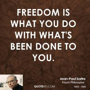 Jean-Paul Sartre Quotes  QuoteHD