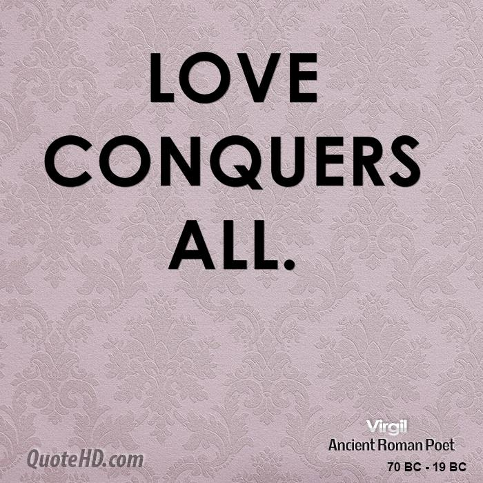 Does Love Conquer All?