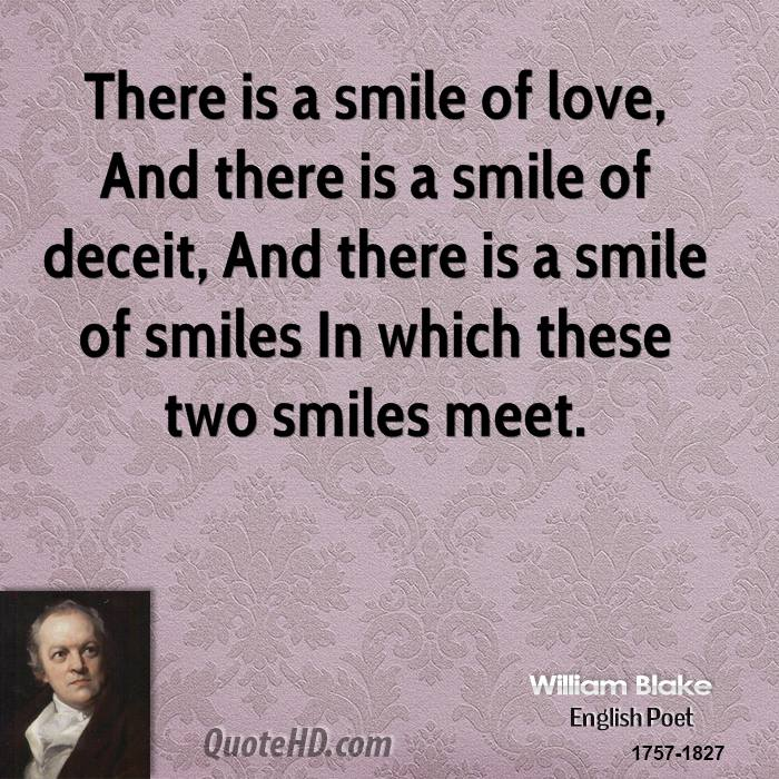 William Blake love quotes