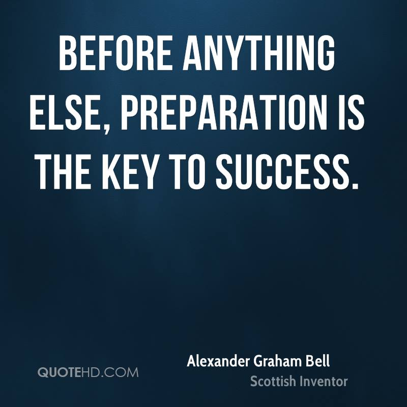 Alexander Graham Bell Success Quotes   QuoteHD