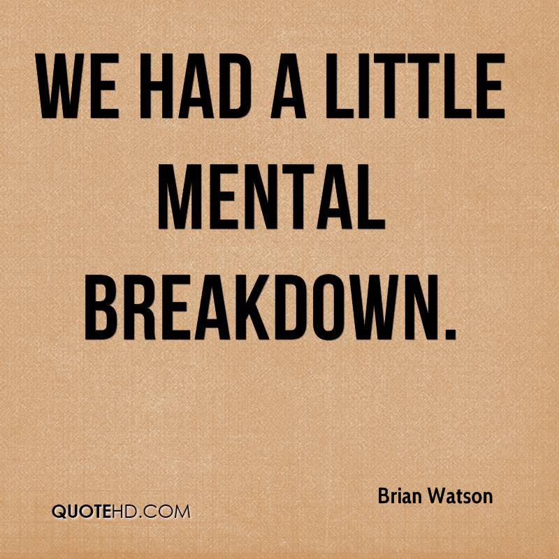 Brian Watson Quotes Quotehd
