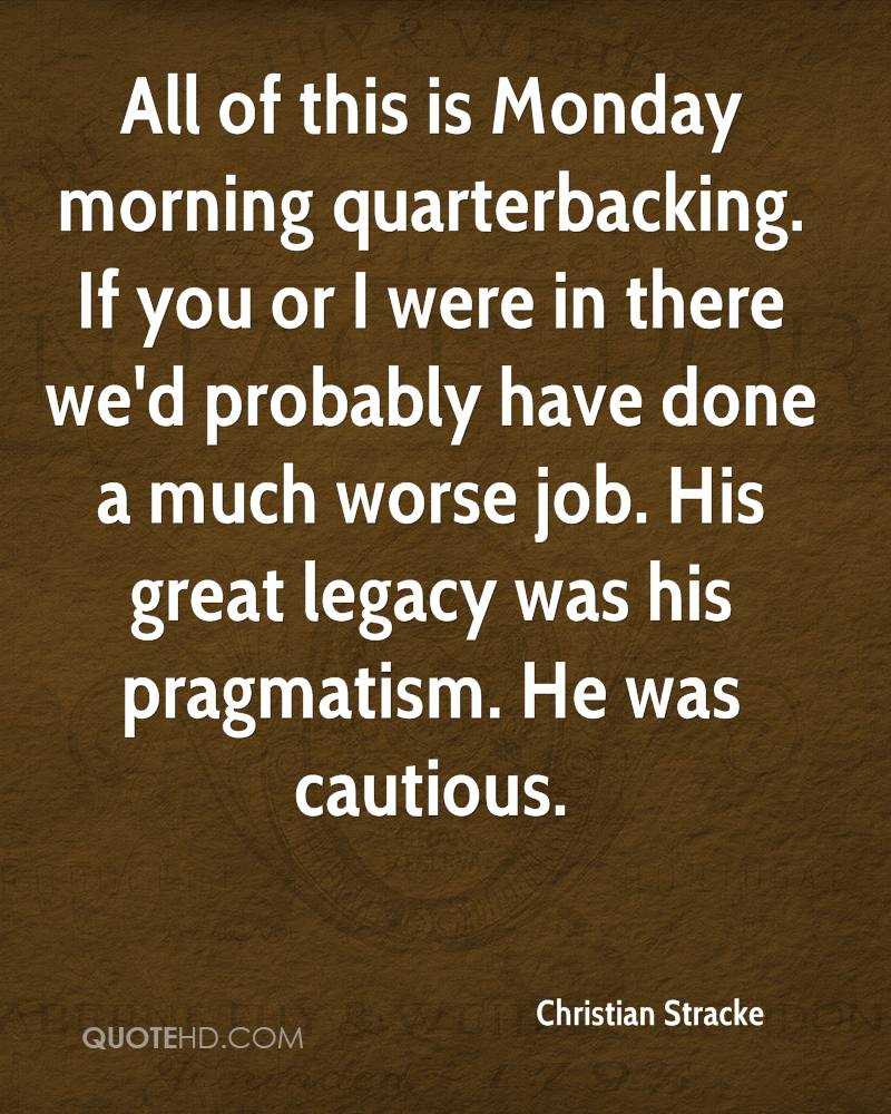 Monday Morning Quotes Christian Stracke Quotes  Quotehd