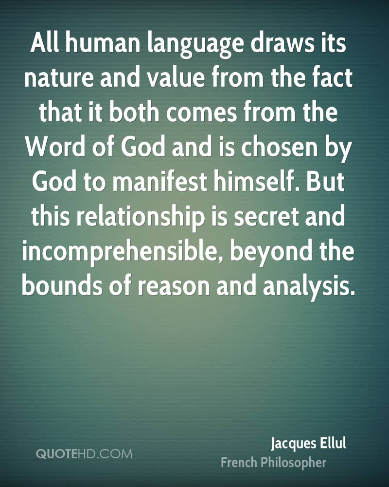 Jacques Ellul Quotes Quotehd