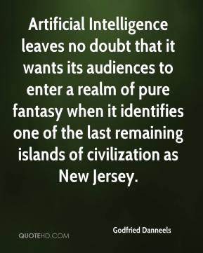 Artificial Intelligence leaves no doubt that it wants its audiences to enter a realm of pure fantasy when it identifies one of the last remaining islands of civilization as New Jersey.