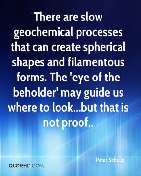 Peter Schultz  - There are slow geochemical processes that can create spherical shapes and filamentous forms. The 'eye of the beholder' may guide us where to look...but that is not proof.