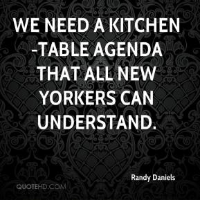 We need a kitchen-table agenda that all New Yorkers can understand.